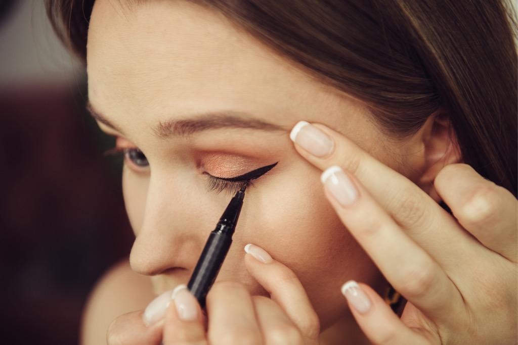 Eye and Makeup Health