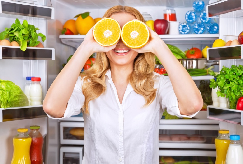 Best foods for eye health